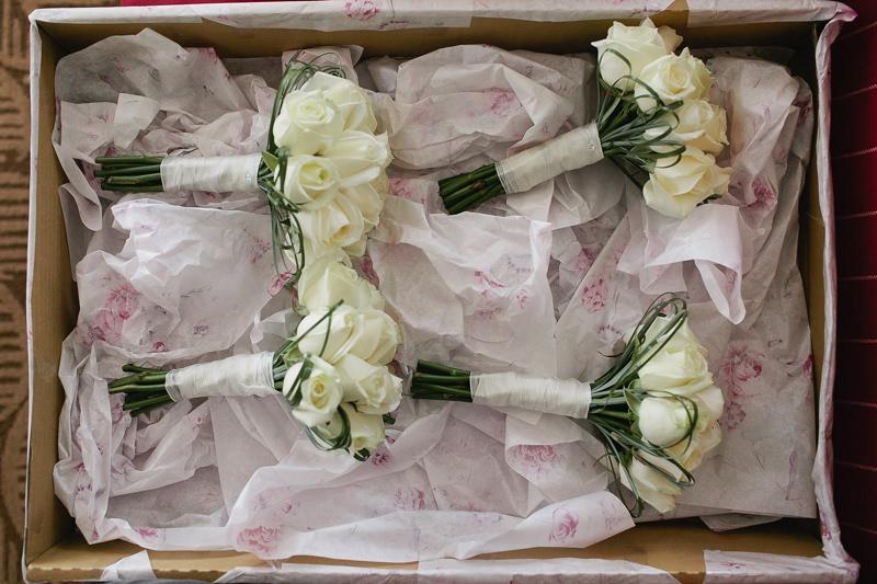 london rose flower bouquet