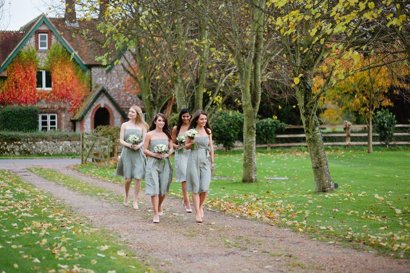 tithe barn hampshire wedding photographer