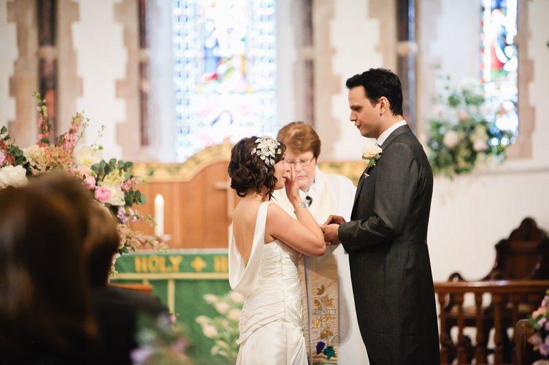 st barnabas church swanmore wedding