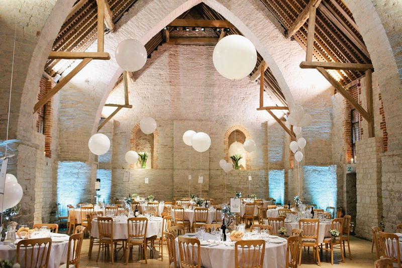 tithe barn ditcham hampshire wedding