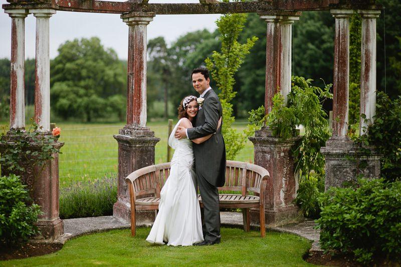 hampshire art deco wedding photographer