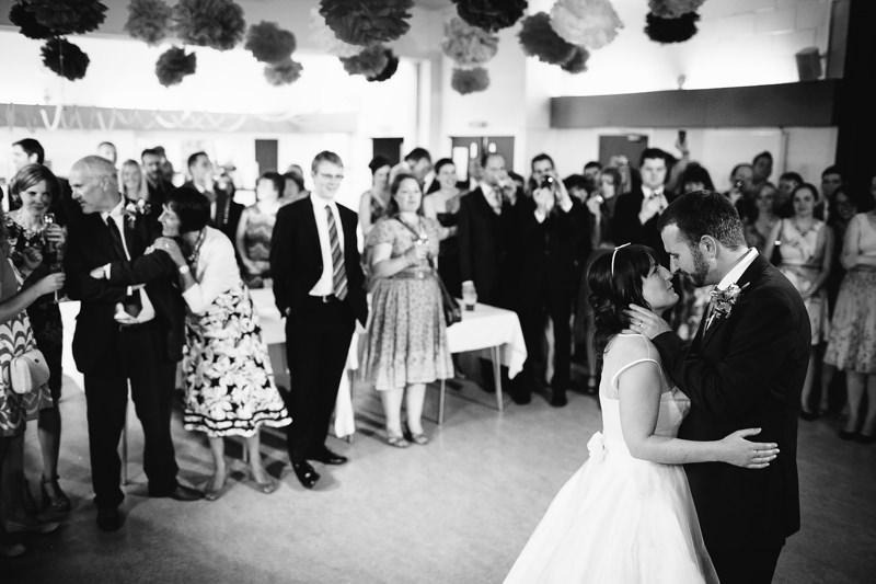 village hall wedding photographer