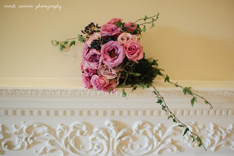 kitten grayson wedding bouquet