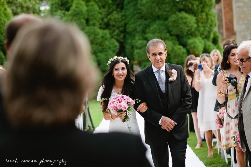 notley abbey bride