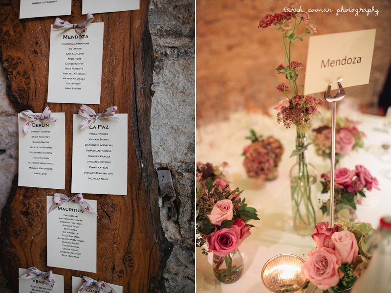 notley abbey table plan