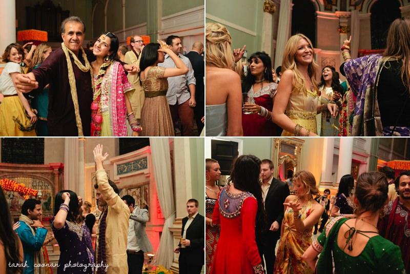 london wedding dancing