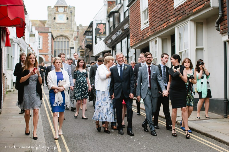 Rye Sussex wedding