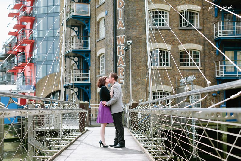 engagement photoshoot in London
