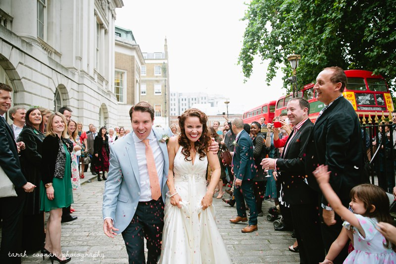 trinity house wedding day