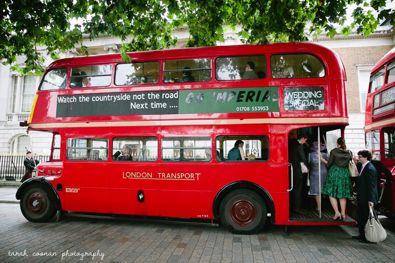 routemaster wedding london