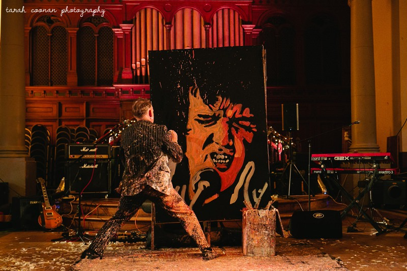 speed painter elvis