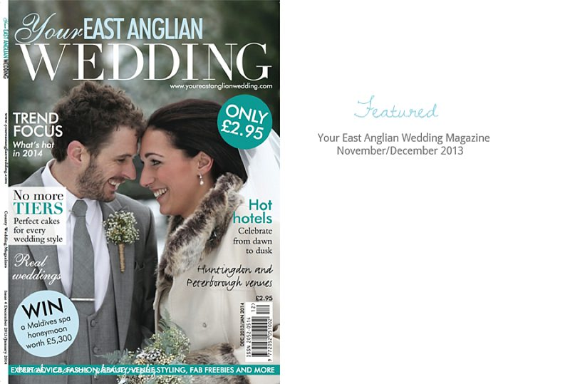 Norfolk wedding magazine