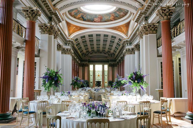 signet library edinburgh wedding
