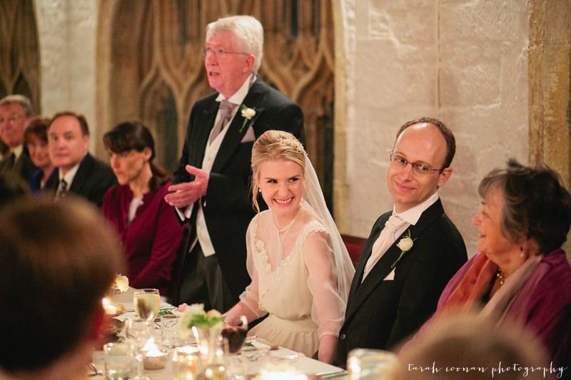 oxford wedding speech