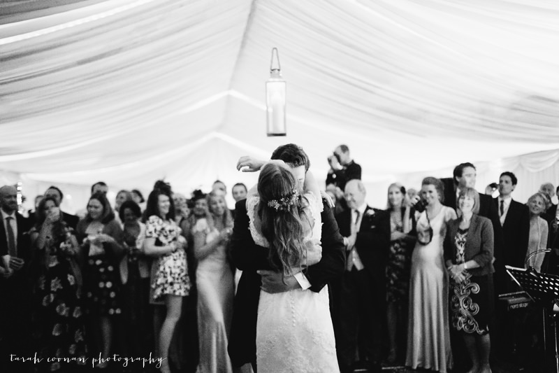 passionate first dance