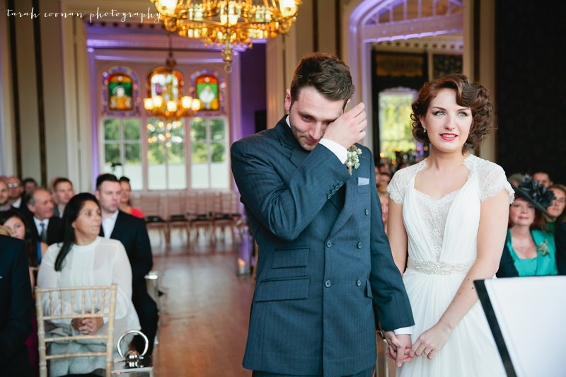 nonsuch mansion wedding ceremony