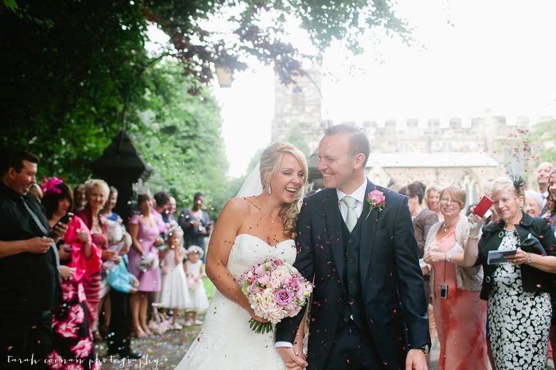 nottingham wedding confetti