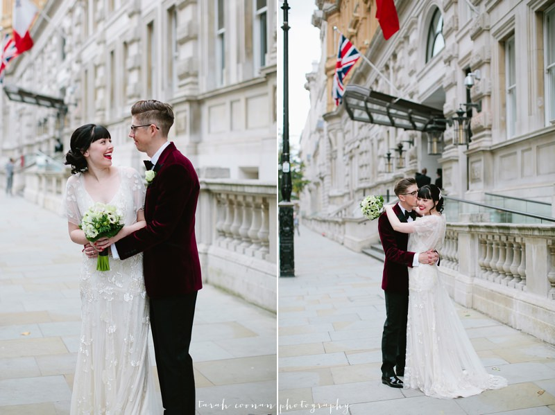 jenny packham london wedding