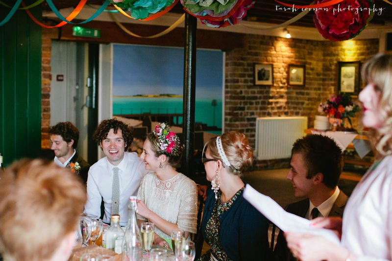 whitstable wedding speeches