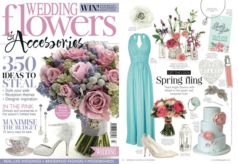 Featured Wedding Flowers Magazine London Wedding Photographer