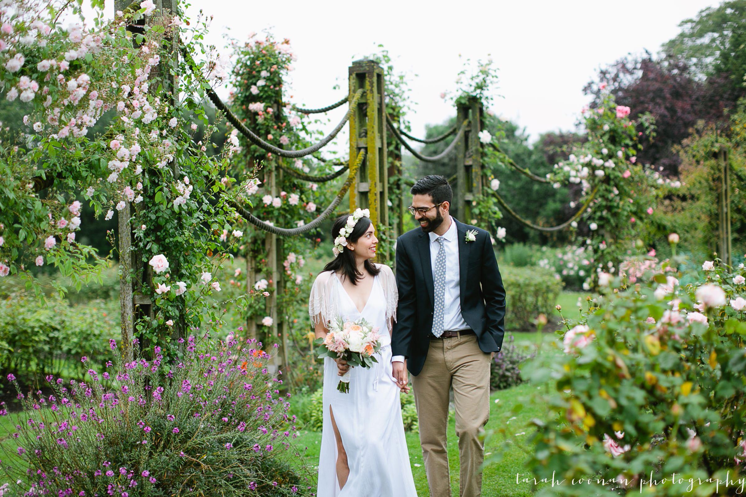 london park wedding