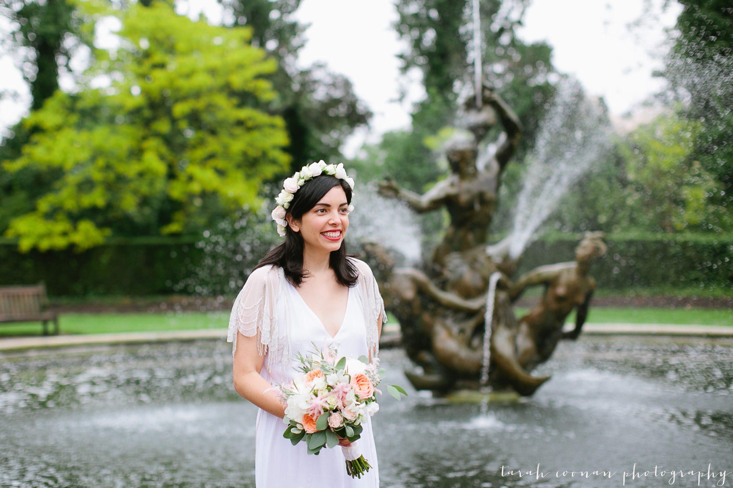 wedding park london