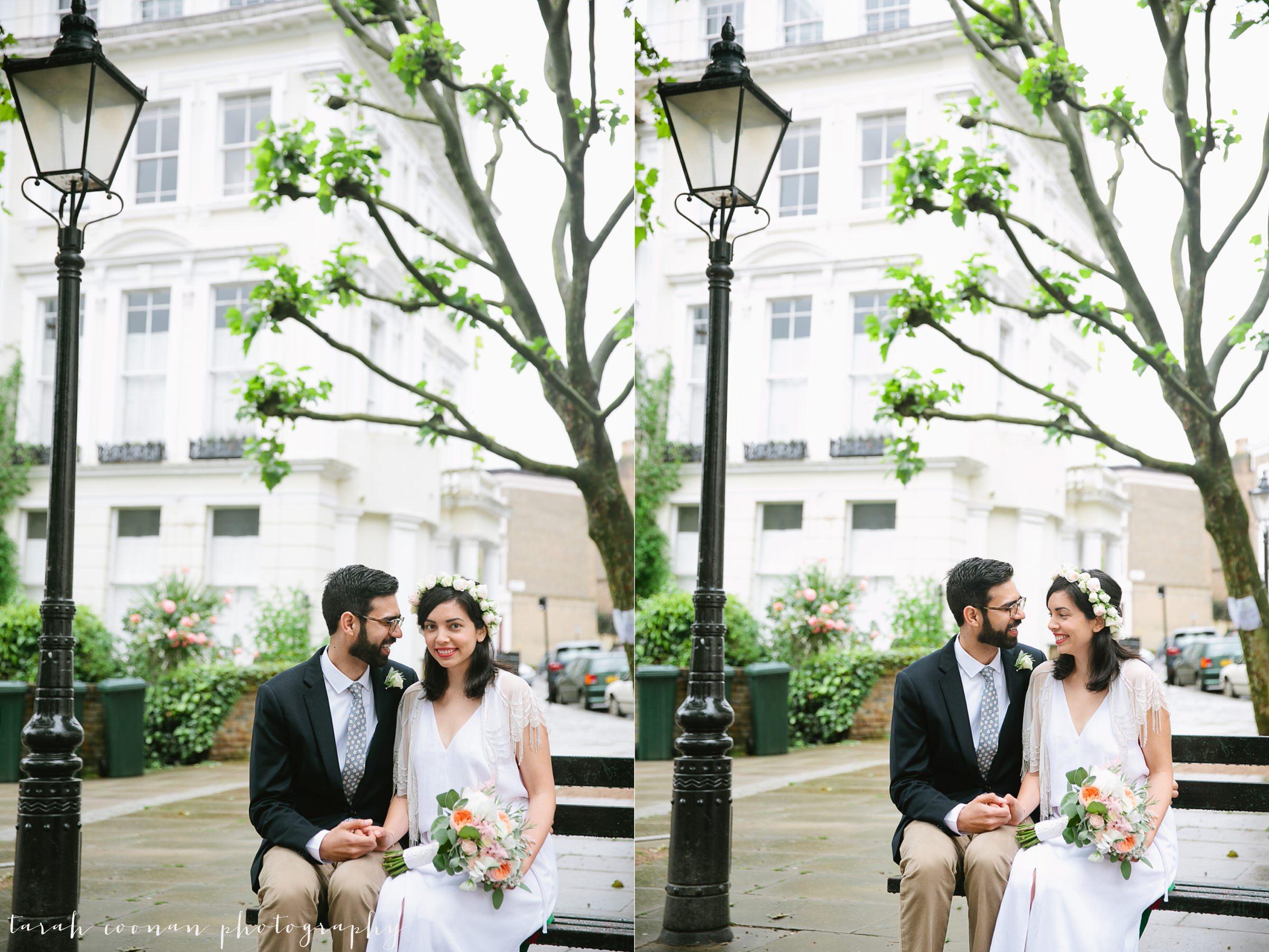 primrose hill wedding photographer