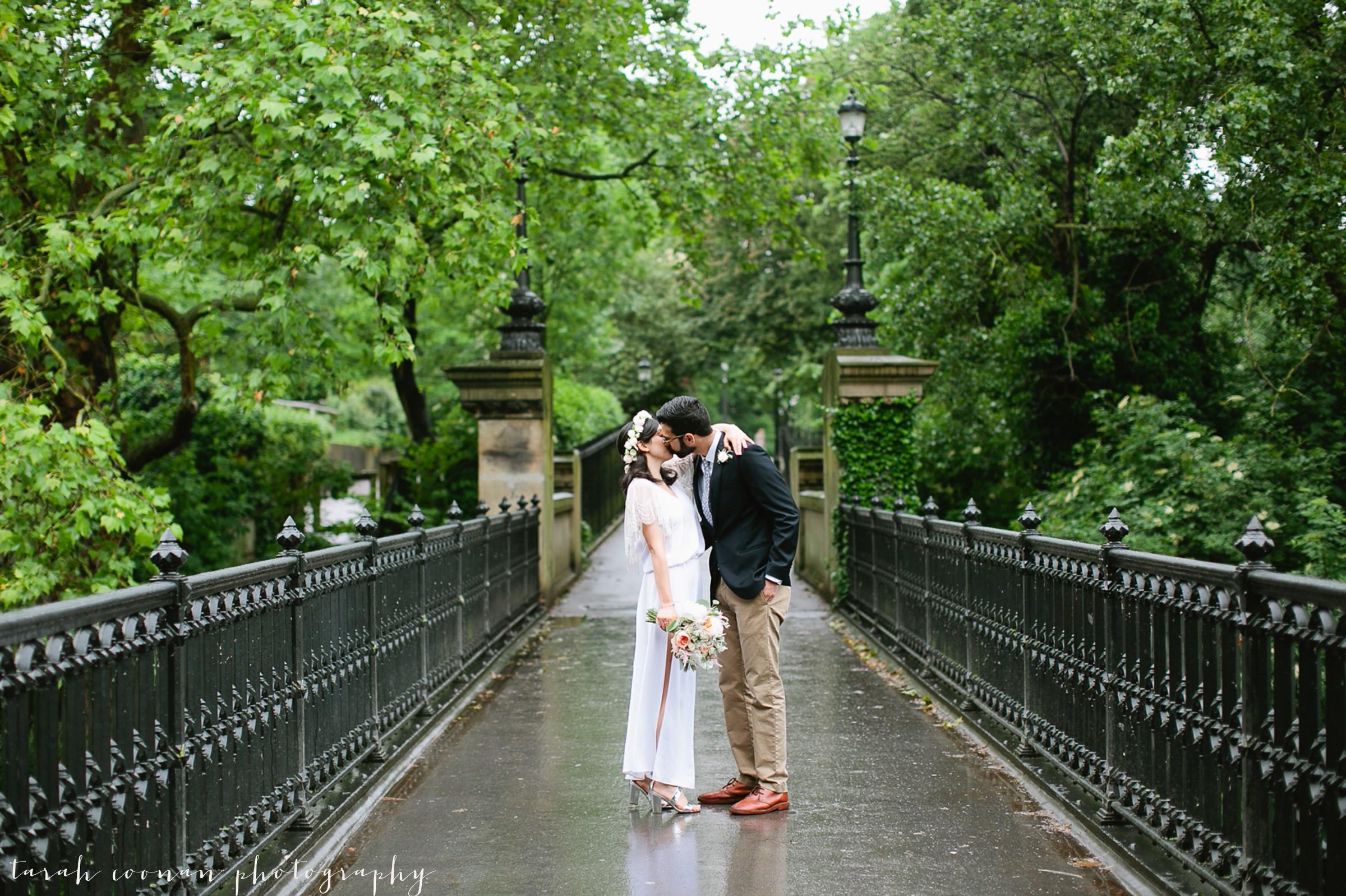 london bridge wedding