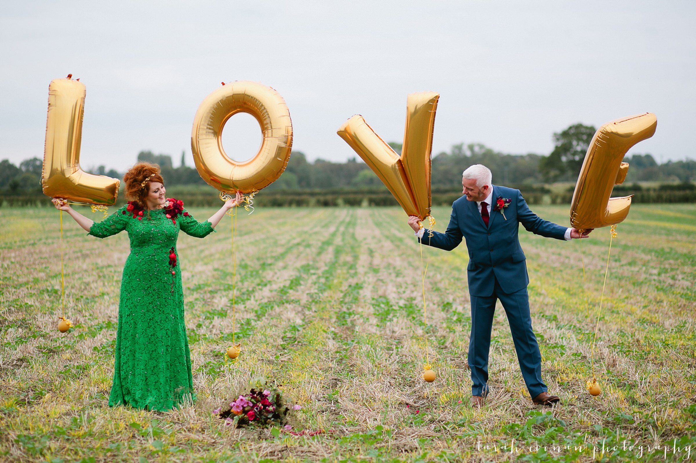 wedding love sign