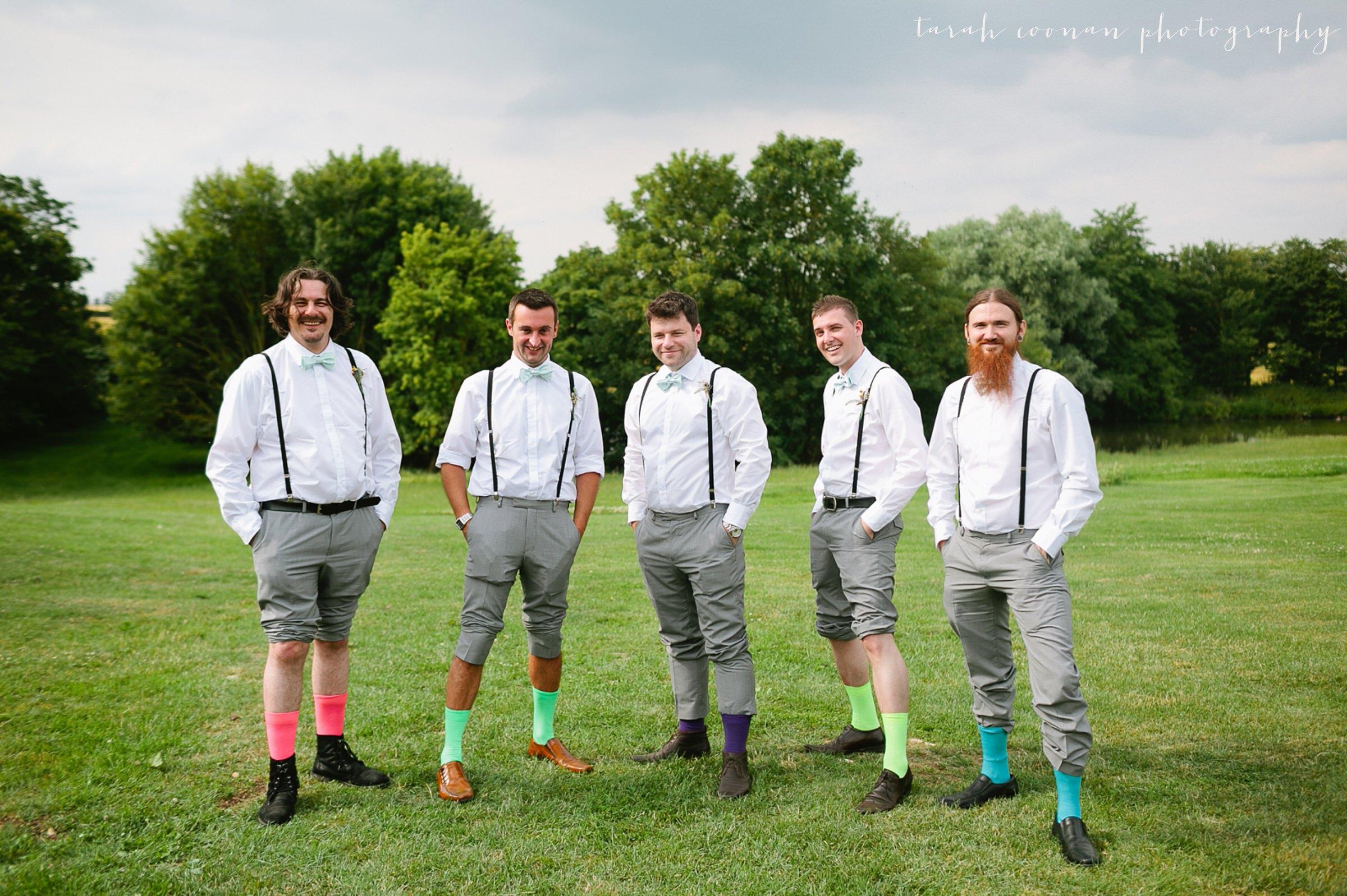 groomsmen socks