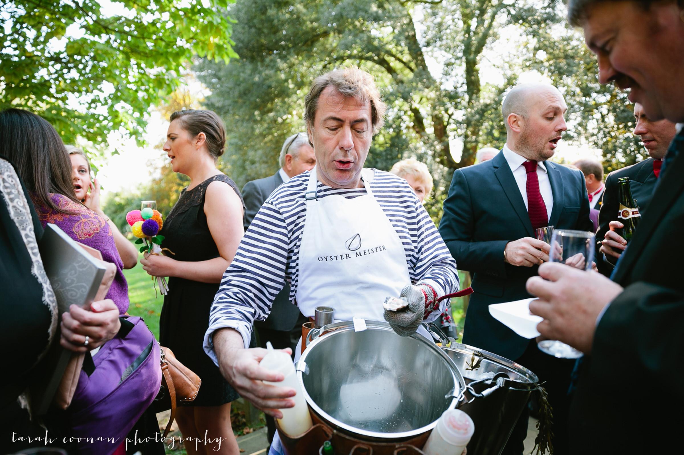 oyster meister wedding