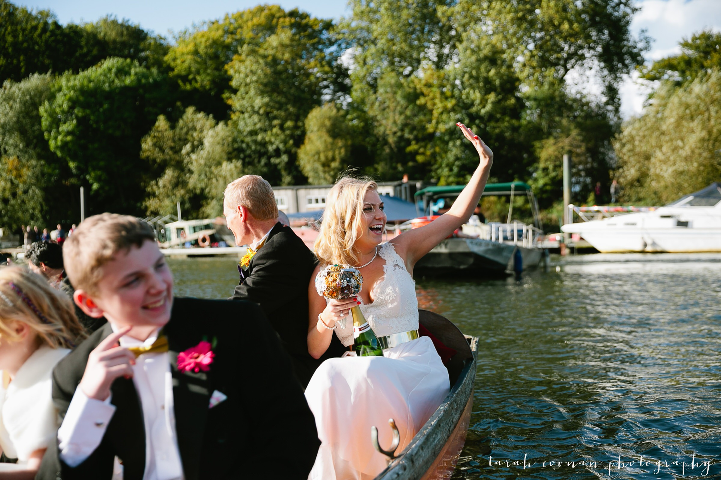 river wedding london