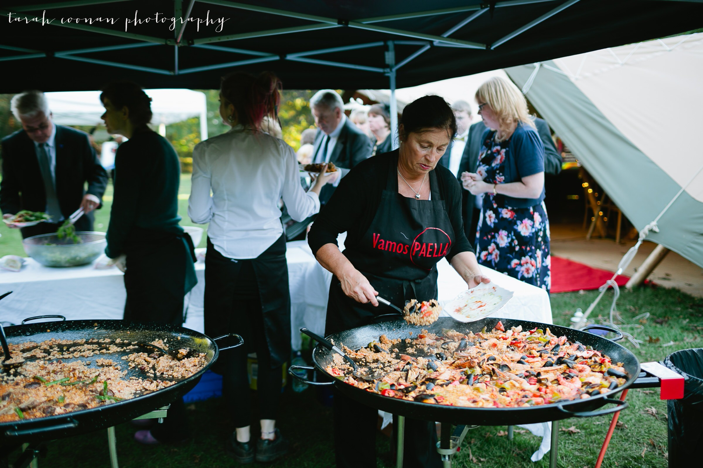 wedding paella