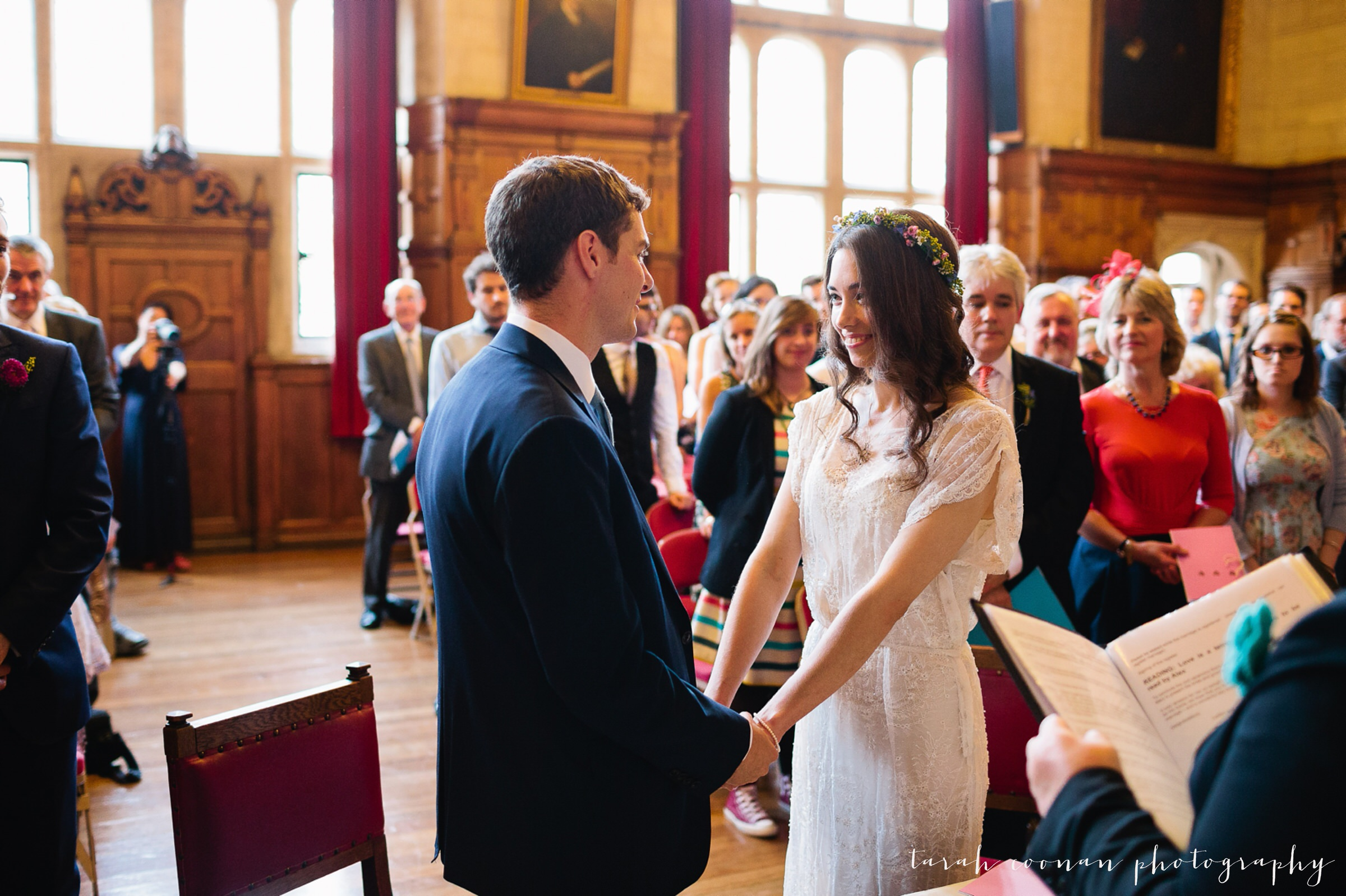 oxford town hall ceremony