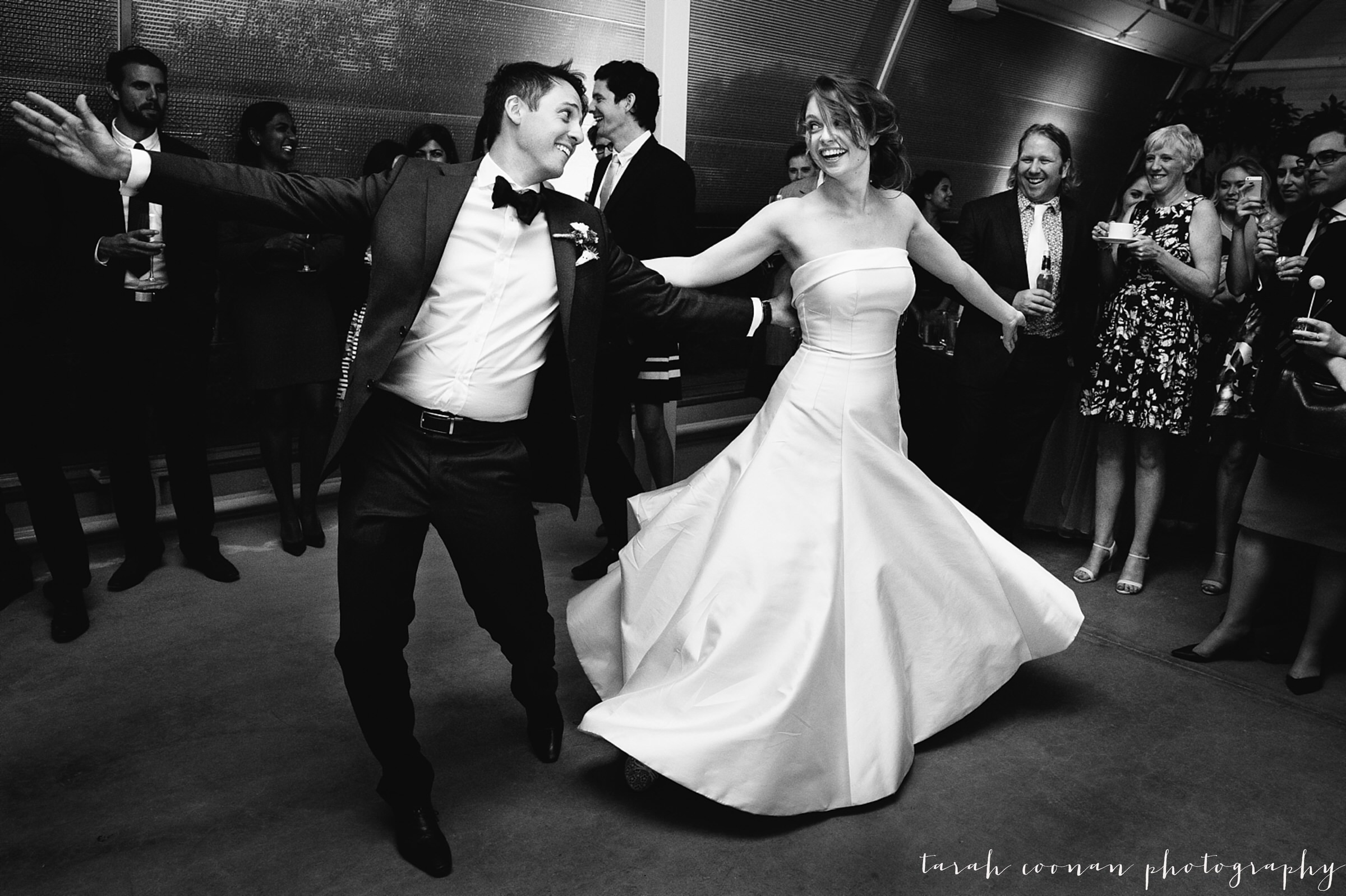 epic first dance wedding