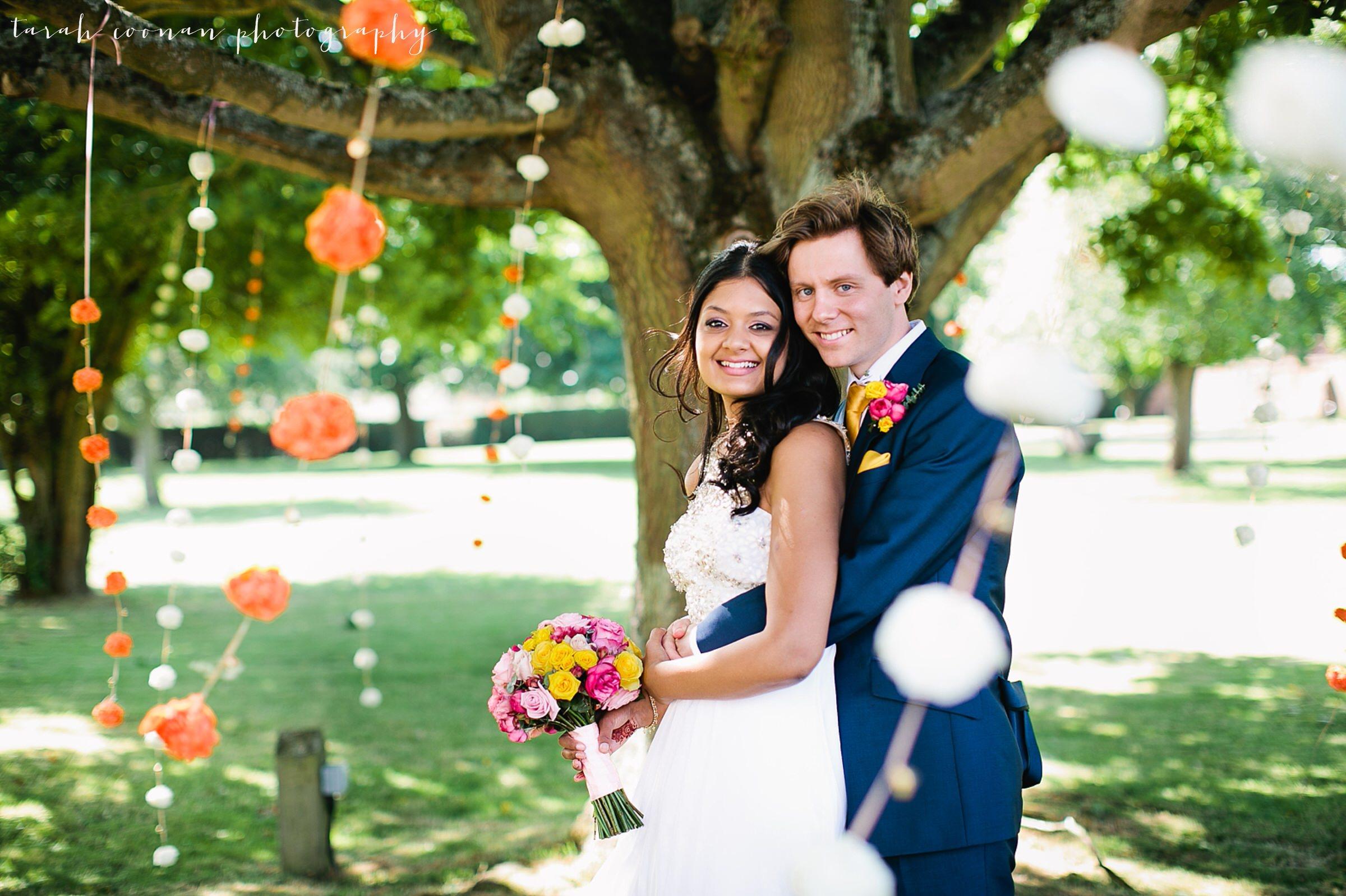 Offley Place Hotel wedding - Sonal & Julian