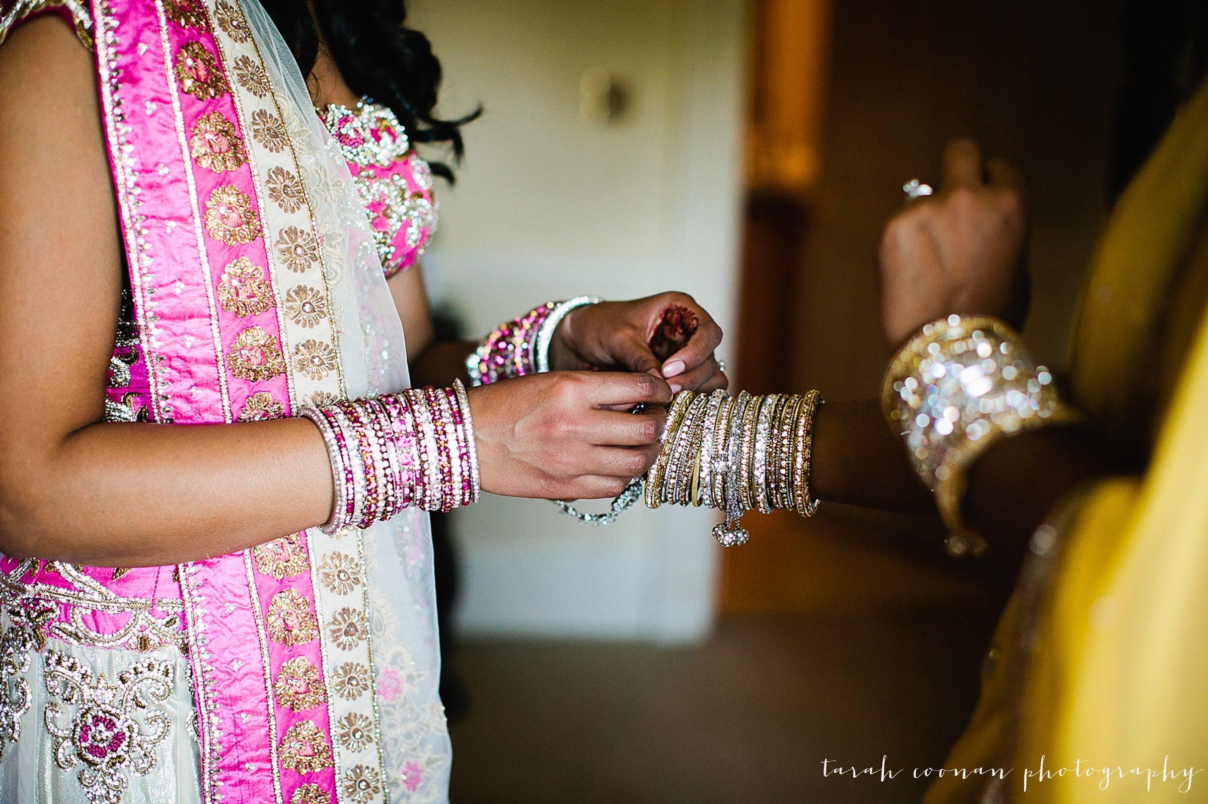 hindu wedding bracelets
