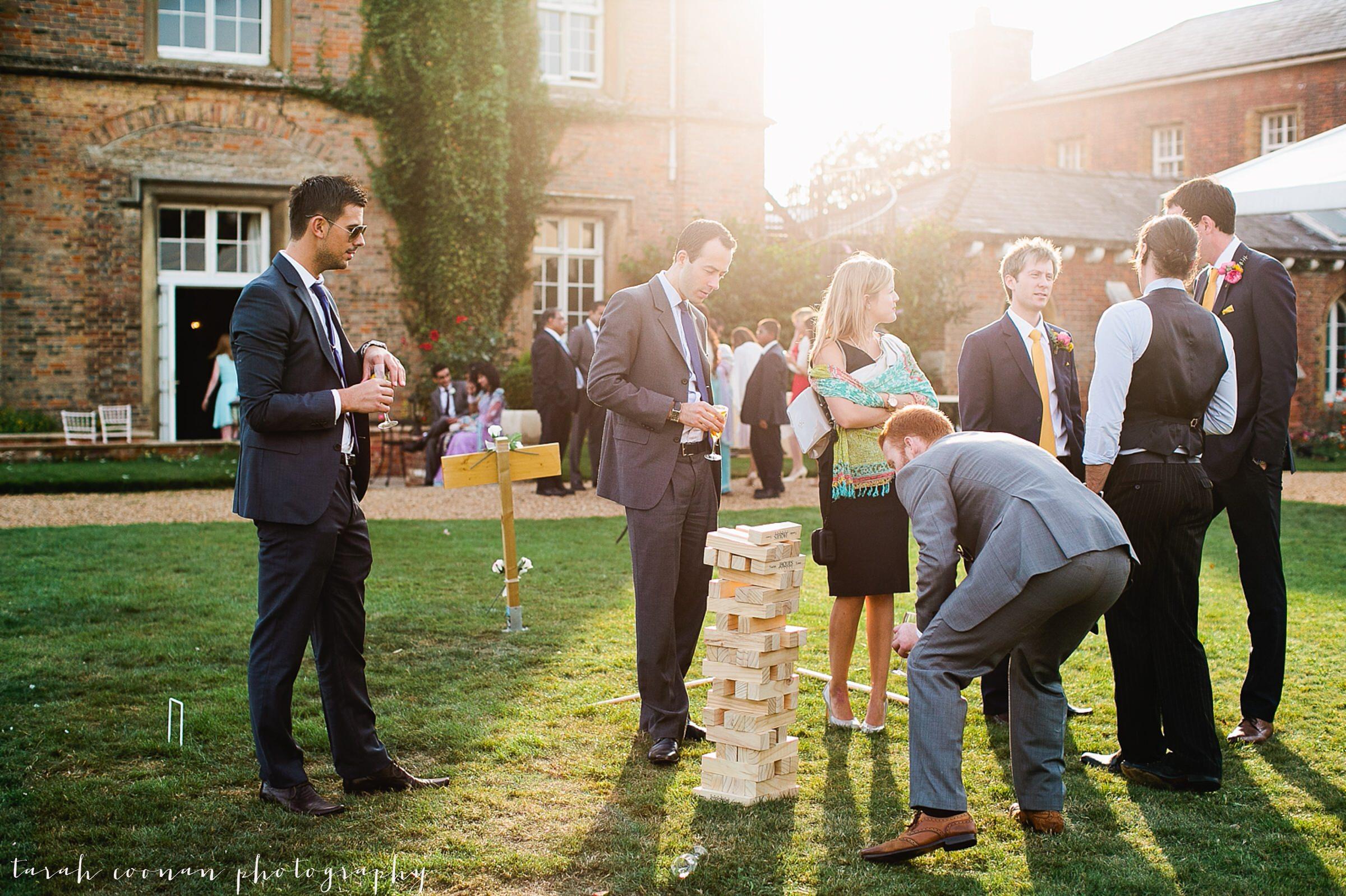 wedding garden game hire hertfordshire