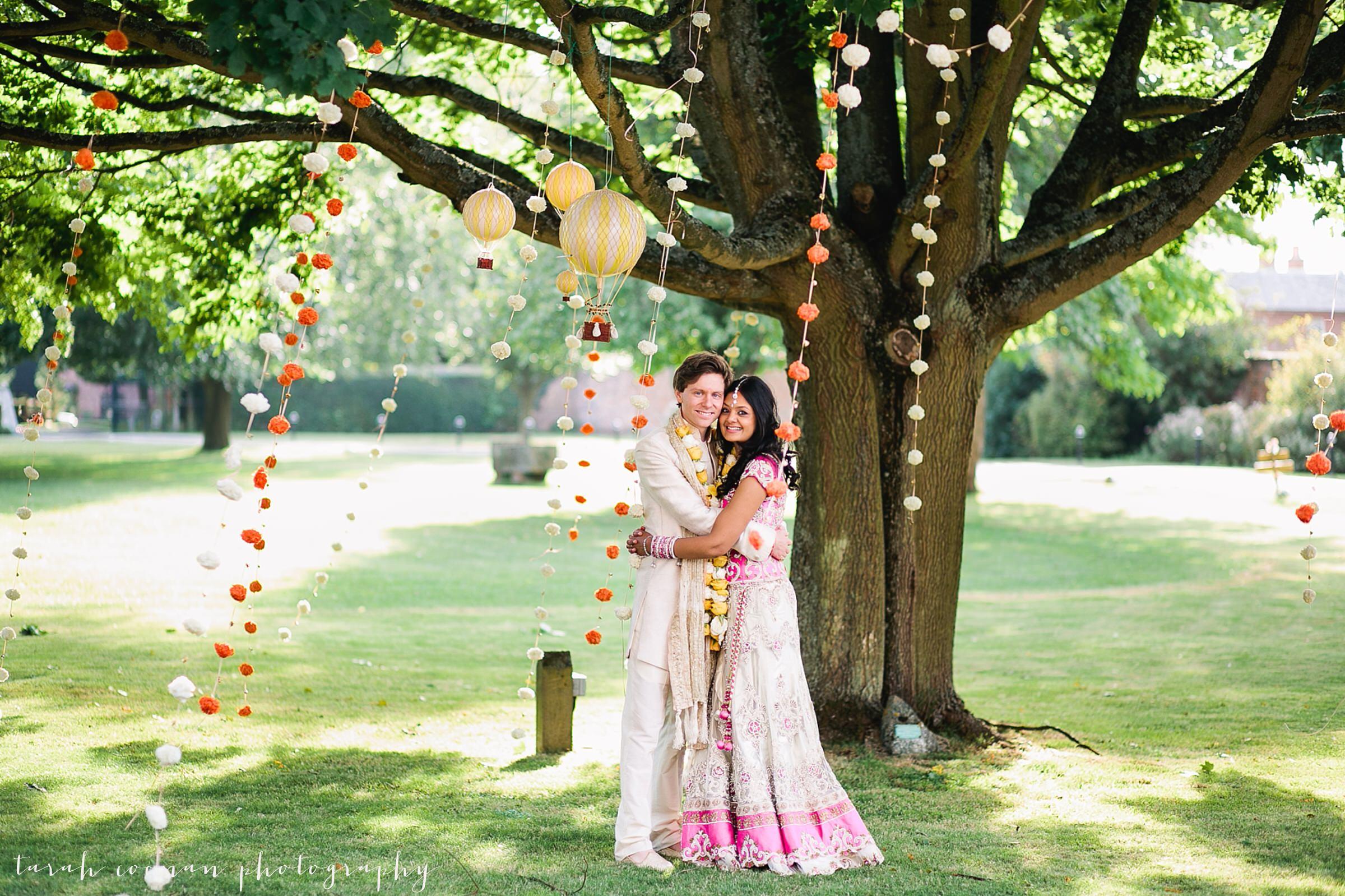 hot air balloon wedding decoration