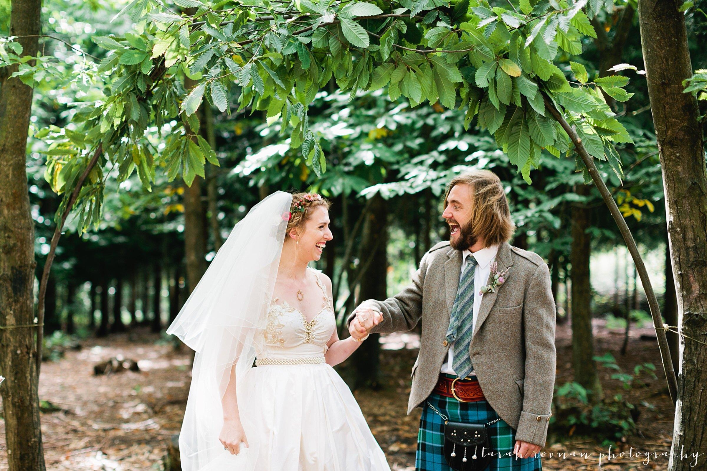 tree wedding uk
