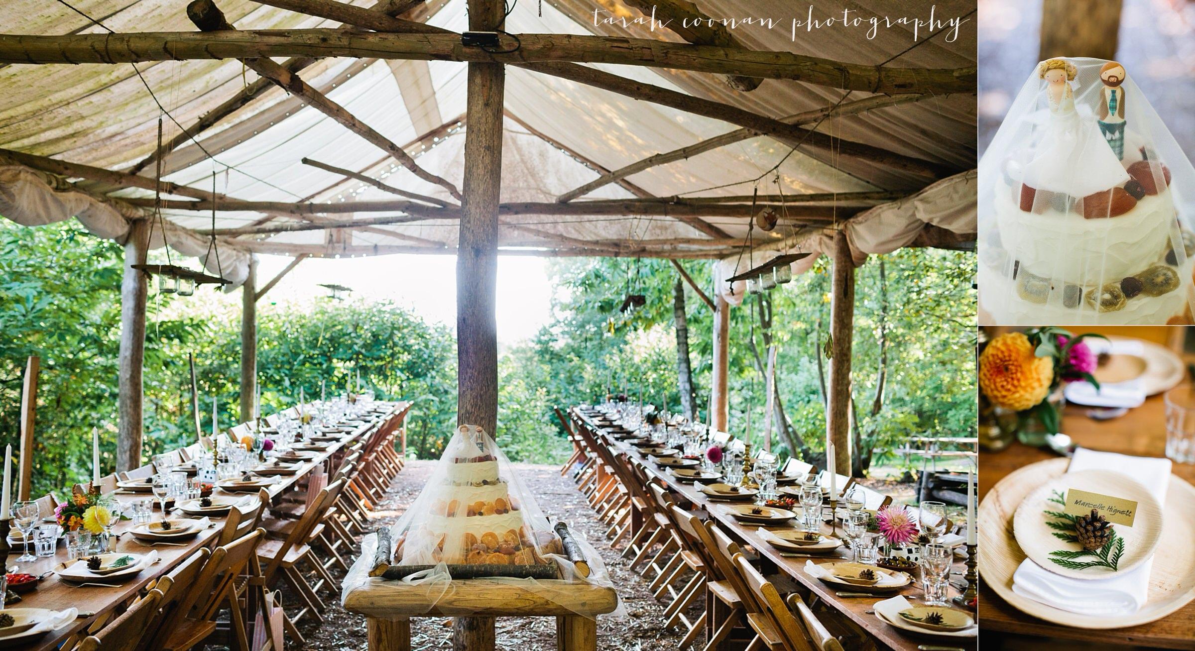woodland wedding venue uk