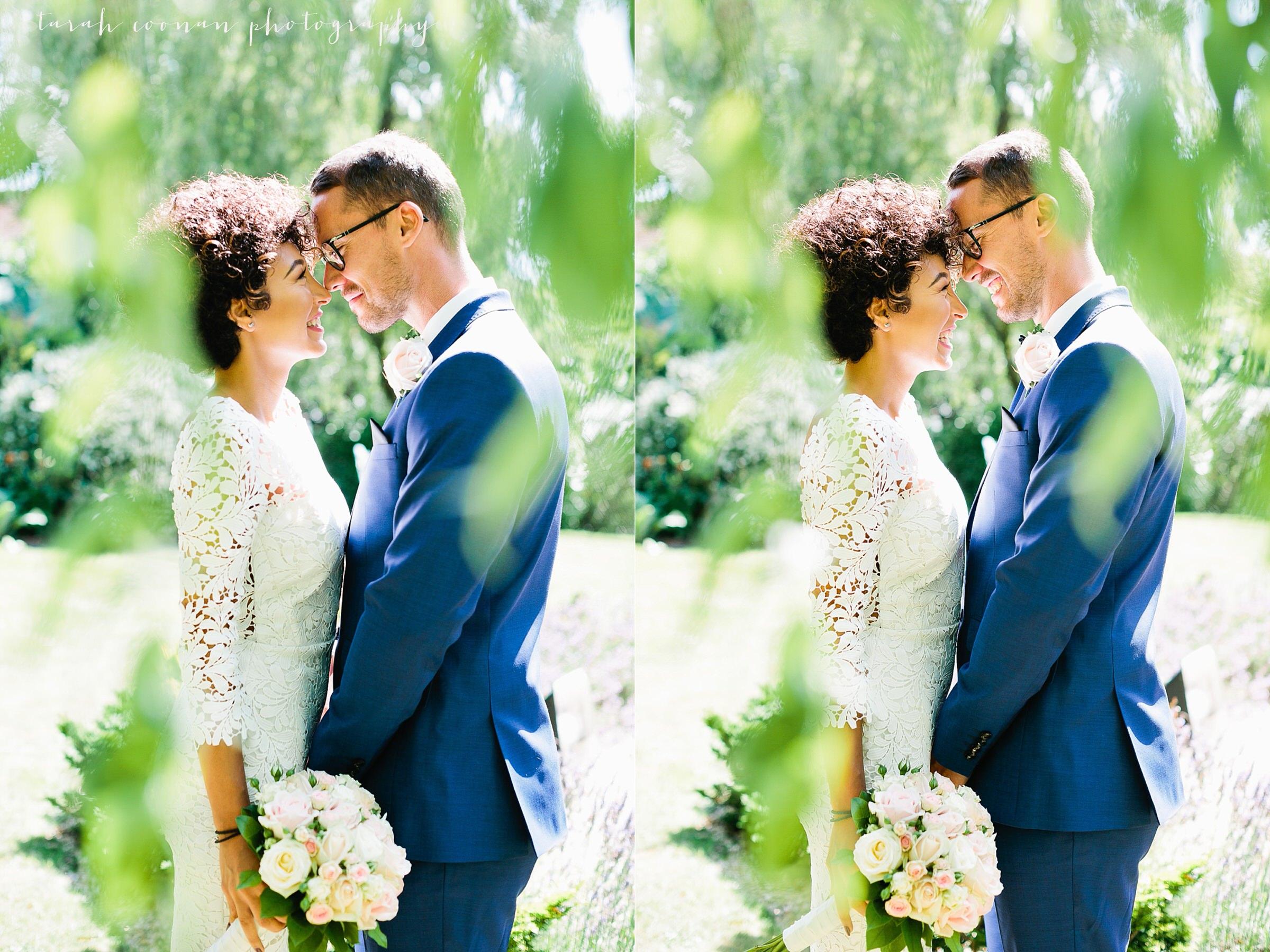 weeping willow wedding