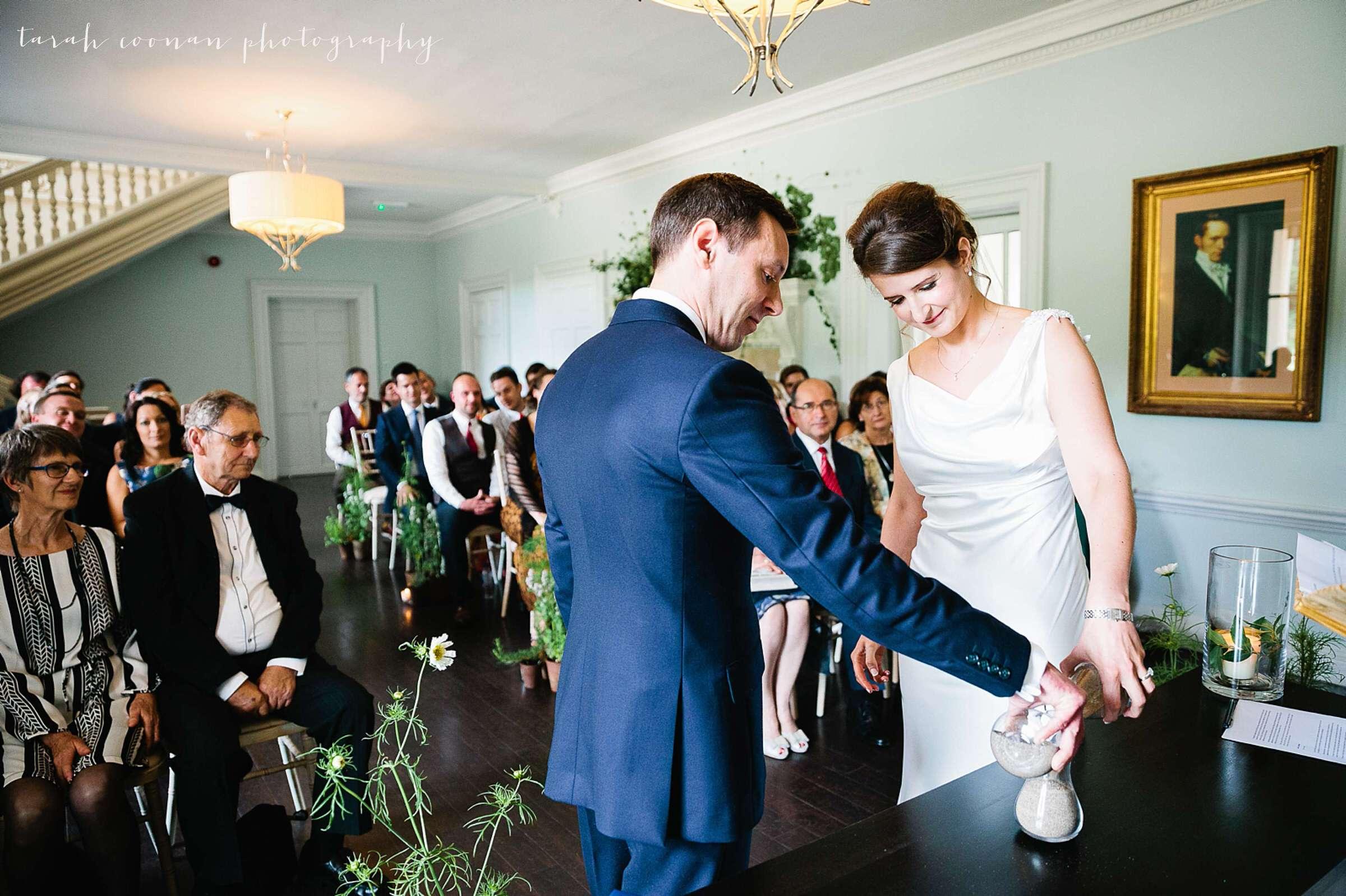 south london wedding ceremony