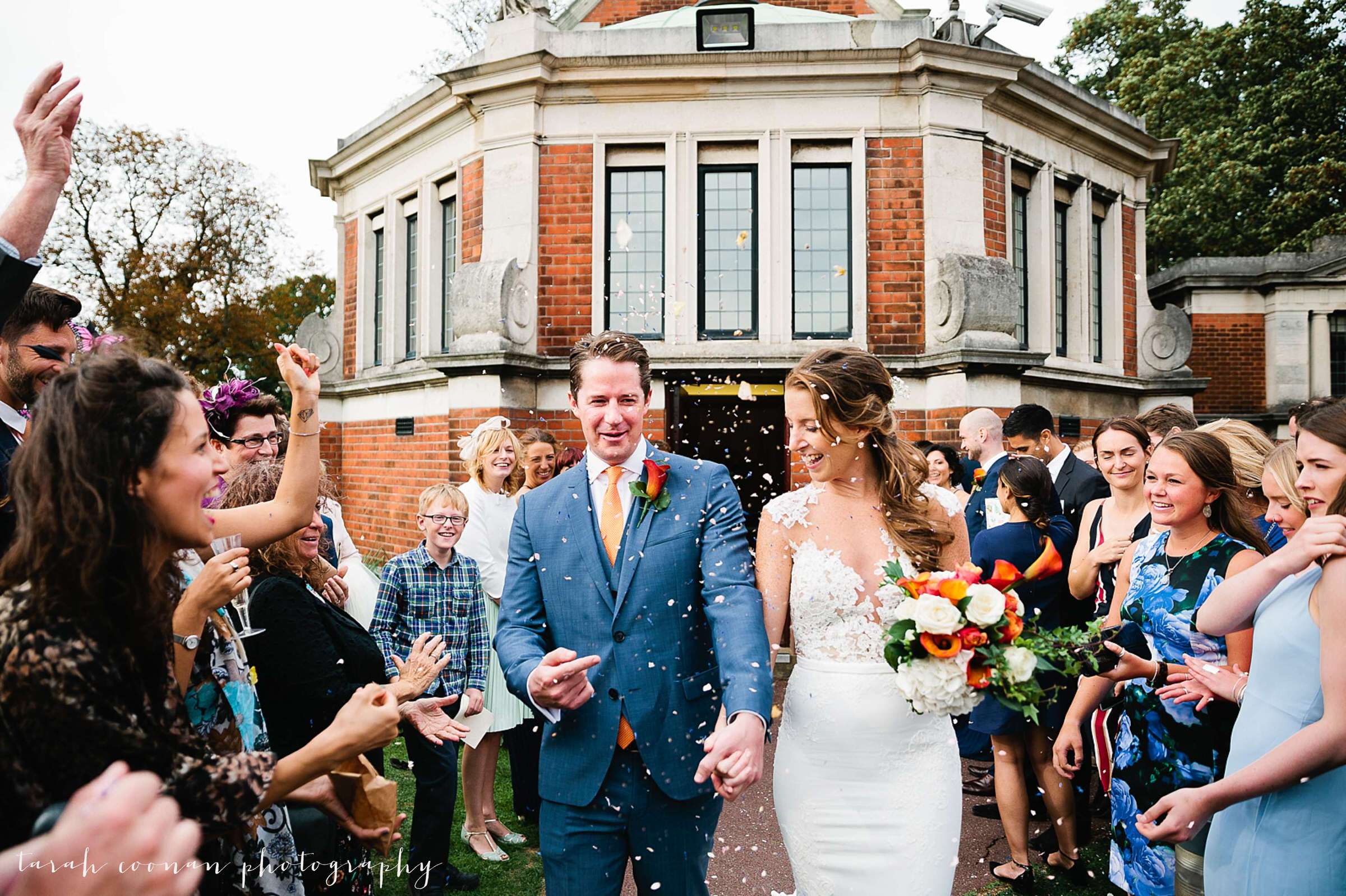 dulwich college wedding