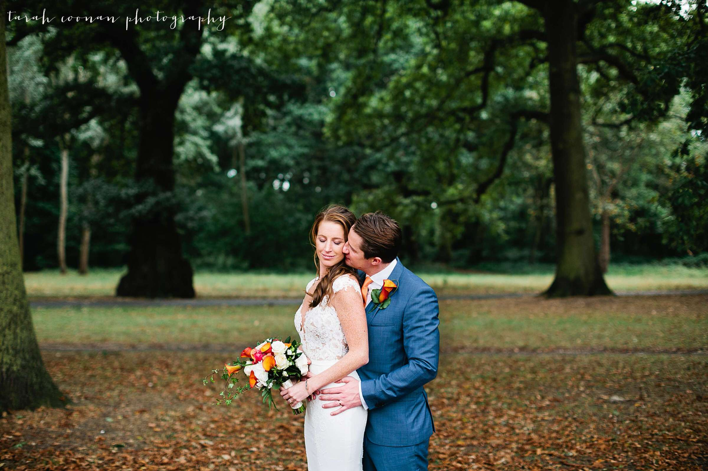 Dulwich College wedding photographer - Aisling & Jeremy