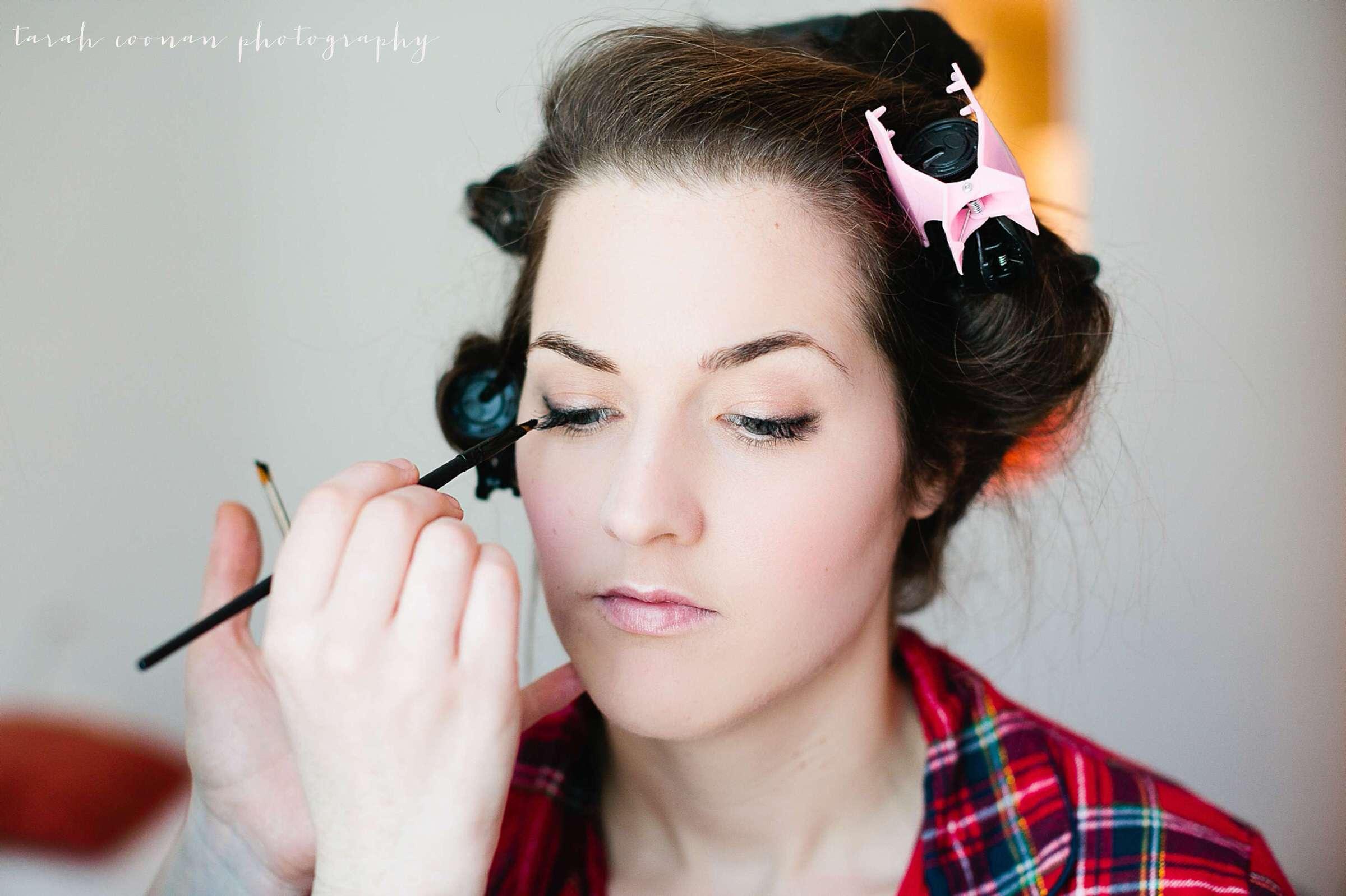 Brighton makeup
