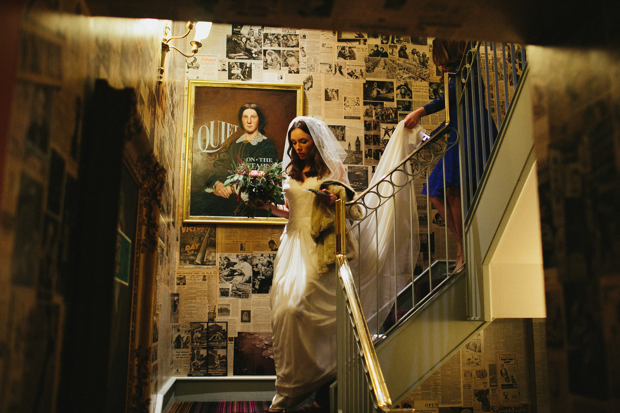 Zetter Townhouse wedding