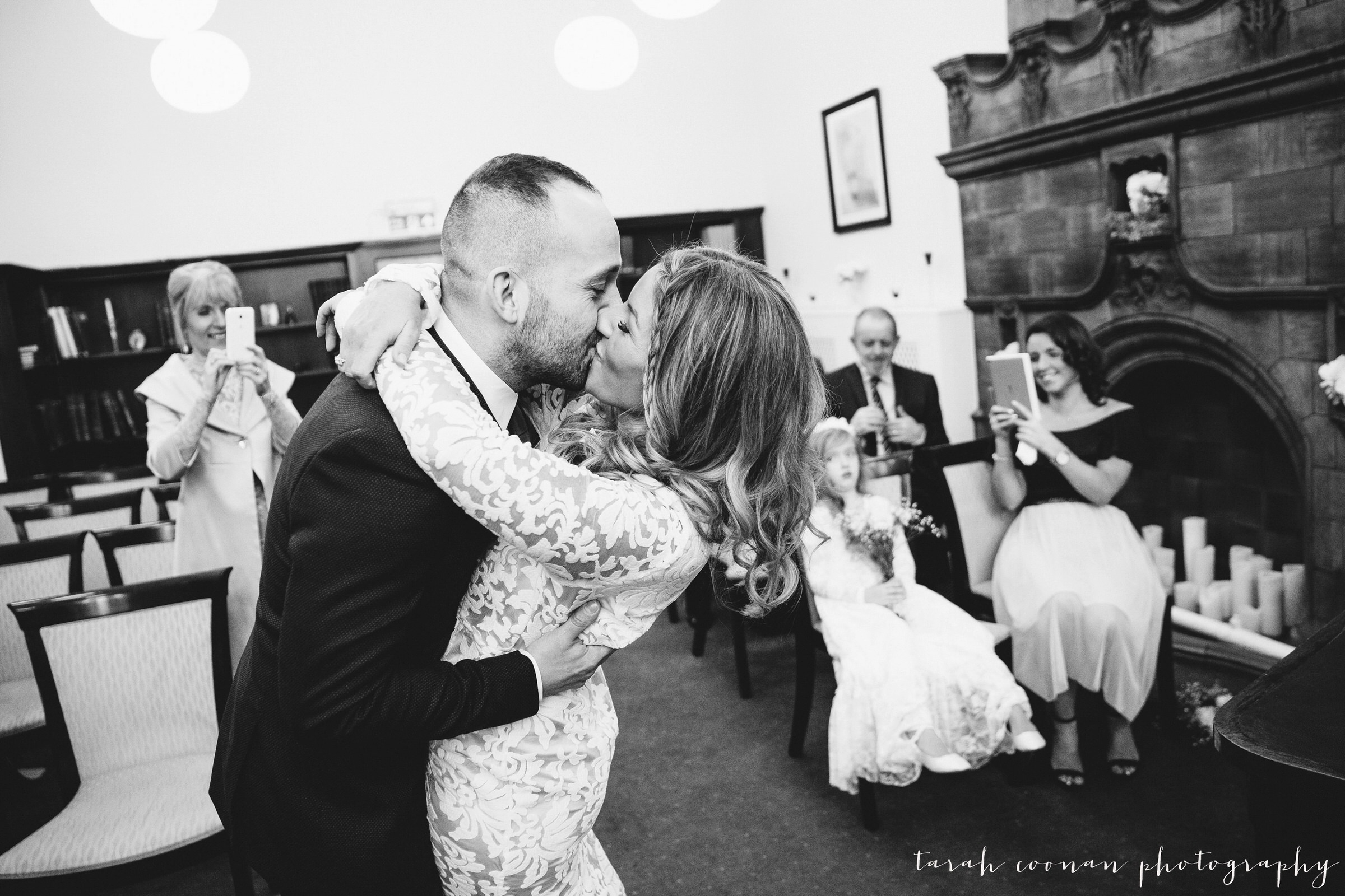 Mayfair Library wedding