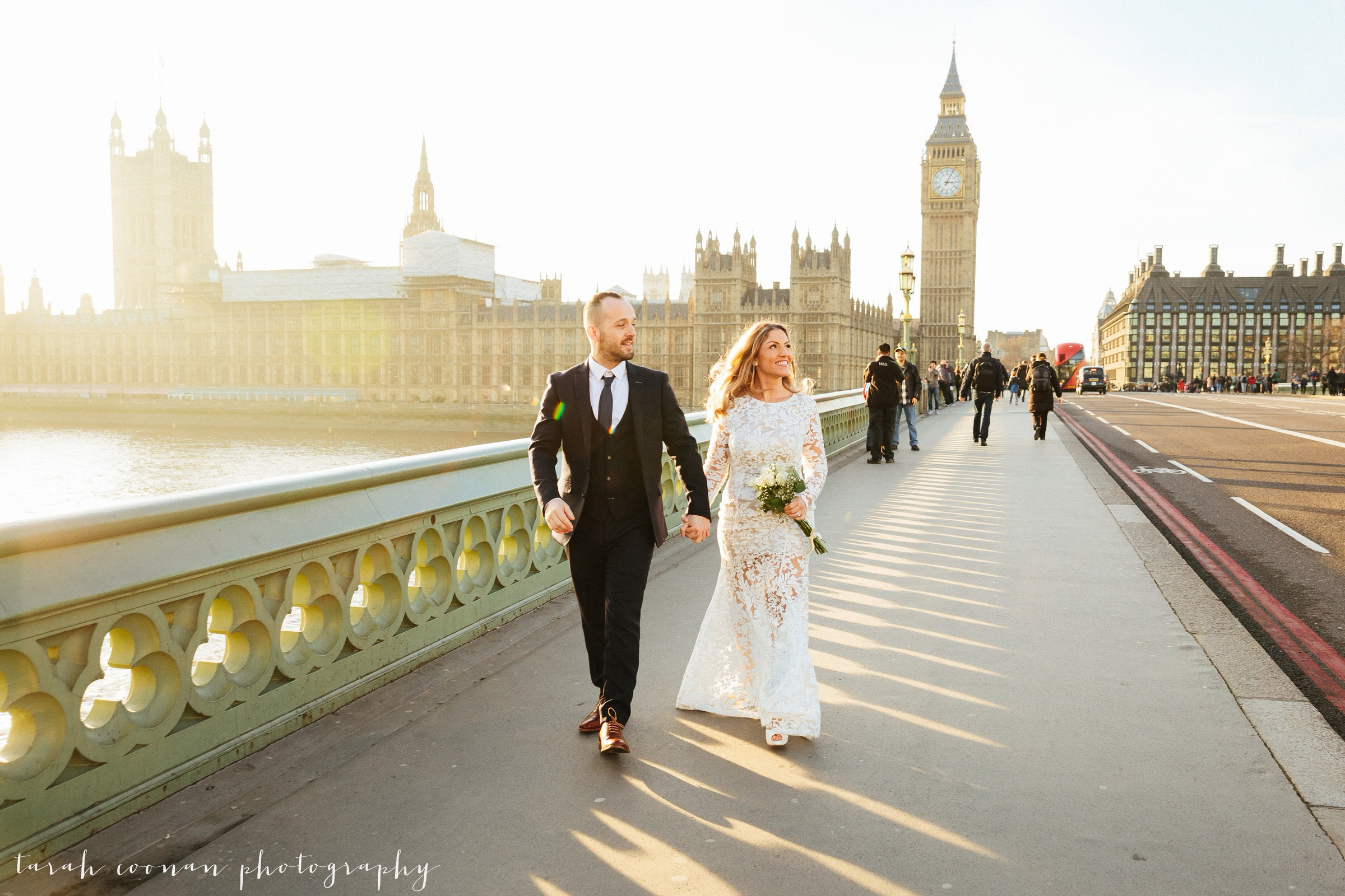 Westminster wedding