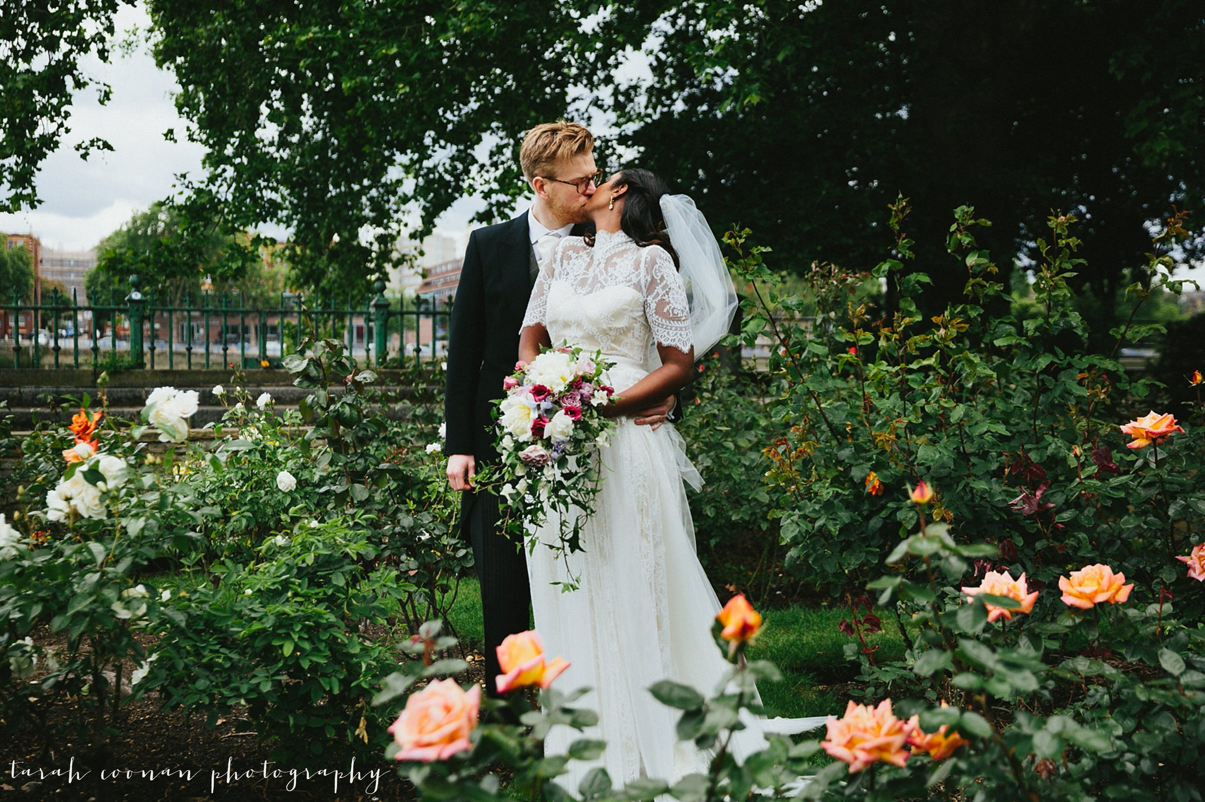 fulham rose garden wedding